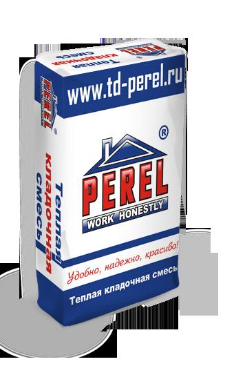 Теплоизоляционный кладочный раствор Perel TKS 8020 (эффективный)