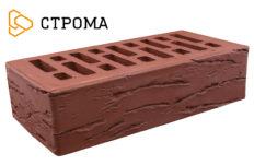 Кирпич лицевой бордо, Мадейра 1,4НФ (Строма)