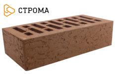 Кирпич лицевой коричневый, Кора дуба 1,4НФ (Строма)