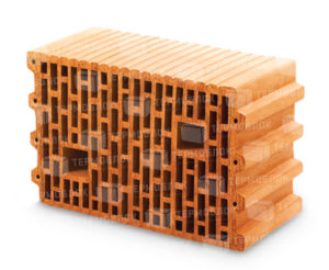 Керамический блок Термоблок 25, 10,7 НФ