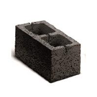 Керамзитобетонный двухпустотный стеновой блок