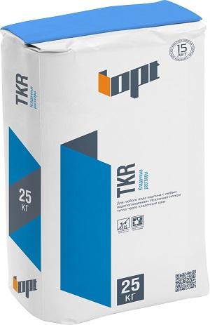 Кладочно-монтажный клей OPT TKR Серый